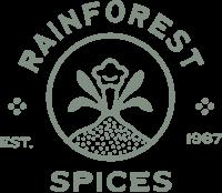 Villa Vanilla – Rainforest Spices Logo